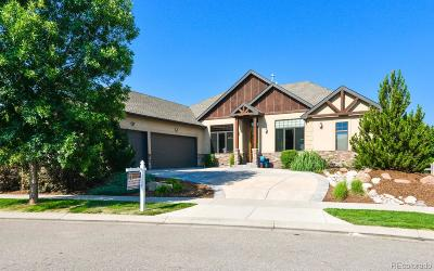 Loveland Single Family Home Active: 339 Meadowsweet Circle