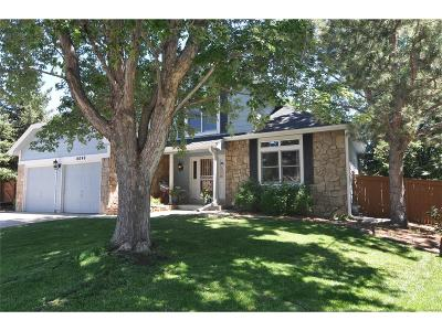 Piney Creek Single Family Home Under Contract: 16740 East Prentice Avenue