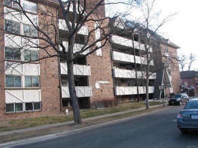 Denver Condo/Townhouse Active: 1366 Garfield Street #202