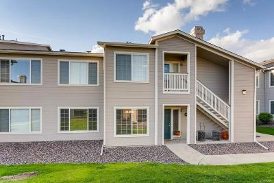 Highlands Ranch Condo/Townhouse Under Contract: 8334 Pebble Creek Way #103