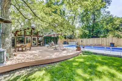 Boulder County Single Family Home Active: 605 Hawthorn Avenue