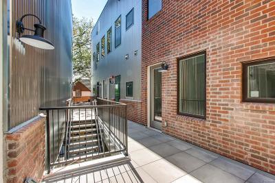 Denver Condo/Townhouse Active: 4144 Tennyson Street #6