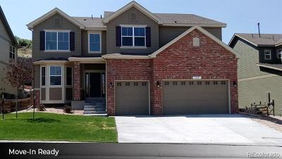 Douglas County Single Family Home Active: 508 Sage Grouse Circle