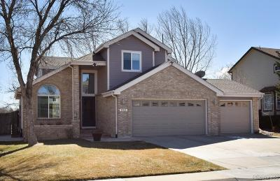 Broomfield Single Family Home Under Contract: 982 Aberdeen Drive
