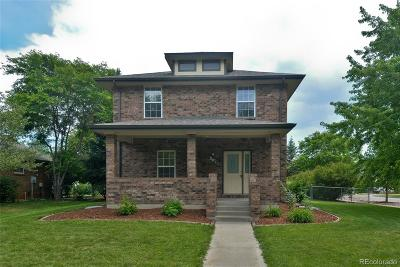Berthoud Single Family Home Active: 201 East Colorado Avenue