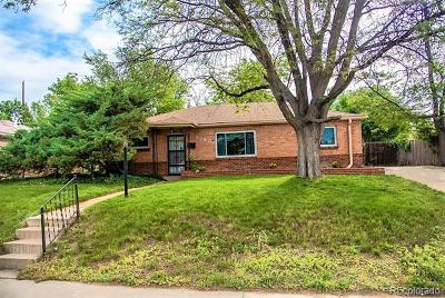Thornton Single Family Home Active: 9280 Ellen Court