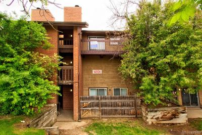 Aurora Condo/Townhouse Active: 14896 East 2nd Avenue #307