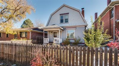 Single Family Home Sold: 2340 North Vine Street
