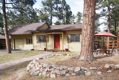 Evergreen CO Single Family Home Under Contract: $449,000