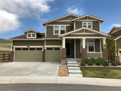 Golden Single Family Home Active: 6192 Eldora Street
