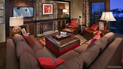 Steamboat Springs Condo/Townhouse Active: 2250 Apres Ski Way