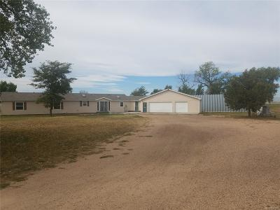 Keenesburg Single Family Home Under Contract: 8053 County Road 51