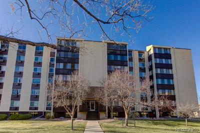 Condo/Townhouse Sold: 3465 South Poplar Street #502