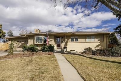 Single Family Home Under Contract: 3932 South Uinta Street