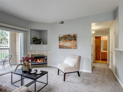 Broomfield Condo/Townhouse Under Contract: 1060 Opal Street #103
