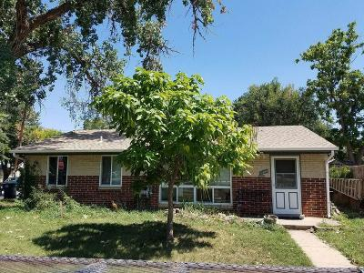 Arvada Single Family Home Active: 5490 Reed Street