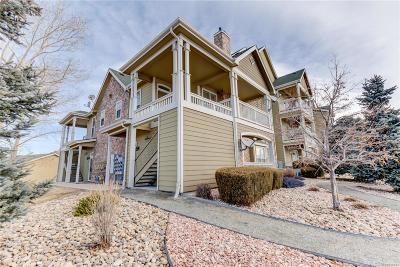 Castle Rock Condo/Townhouse Under Contract: 6013 Castlegate Drive #D25