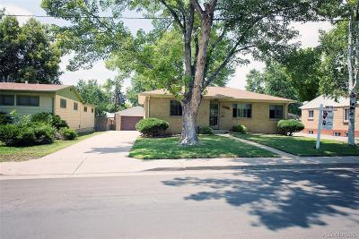 Englewood Single Family Home Under Contract: 4757 South Clarkson Street