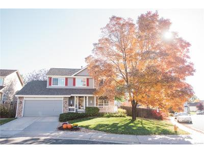 Littleton Single Family Home Under Contract: 5740 South Jellison Street