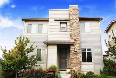 Highlands Ranch Single Family Home Under Contract: 9669 Dunning Circle