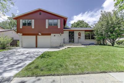 Arvada Single Family Home Active: 6258 West 84th Avenue