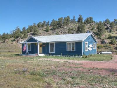 Park County Single Family Home Active: 7737 County Rd 102