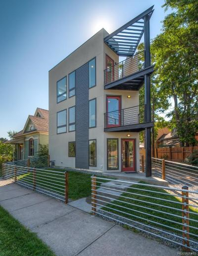 Five Points Single Family Home Active: 2852 Tremont Place