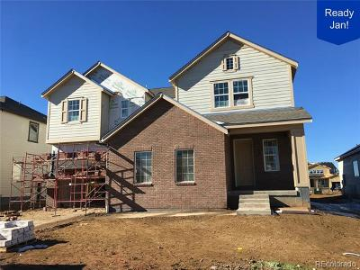 Erie Single Family Home Active: 1848 Burke Drive