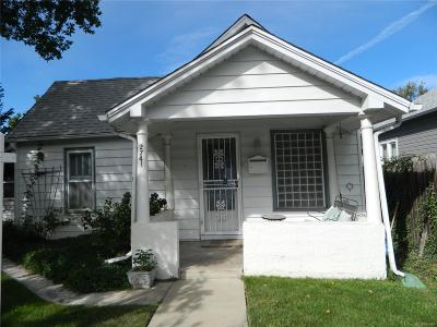 Englewood Single Family Home Under Contract: 2741 South Sherman Street