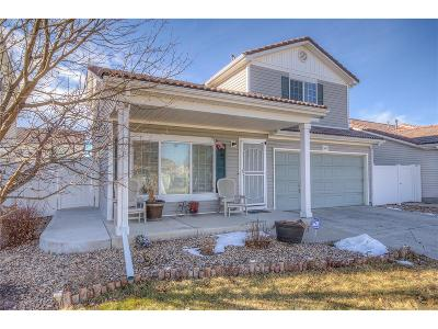 Denver Single Family Home Under Contract: 5017 Ceylon Street