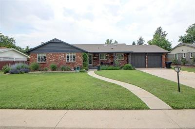 Single Family Home Under Contract: 2541 South Dennison Court