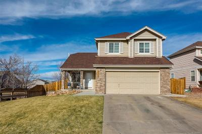 Aurora Single Family Home Active: 3885 South Quemoy Court