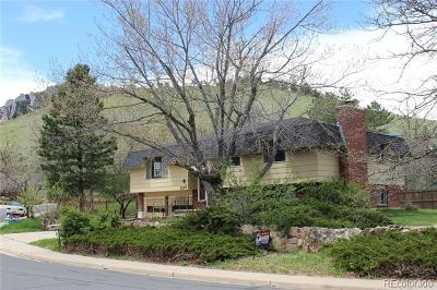Boulder Single Family Home Active: 2267 Holyoke Dr