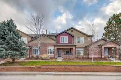 Highlands Ranch Condo/Townhouse Active: 6472 Silver Mesa Drive #C