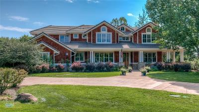 Niwot Single Family Home Under Contract: 7364 Erin Court