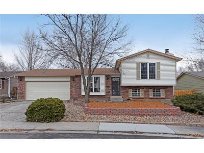 Littleton Single Family Home Active: 8635 West Teton Avenue