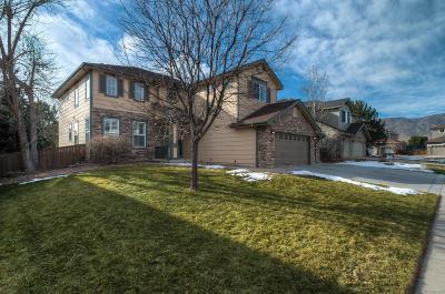 Littleton Single Family Home Active: 8880 West Eden Drive