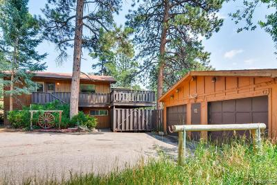 Jefferson County Single Family Home Active: 8380 South Mariposa Drive