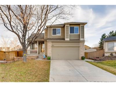 Highlands Ranch Single Family Home Active: 9751 Canberra Court