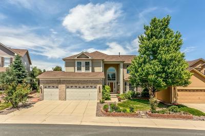 Parker Single Family Home Active: 21145 Saddleback Circle