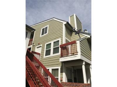 Aurora Condo/Townhouse Active: 982 South Dearborn Way #14