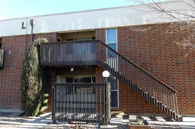 Denver Condo/Townhouse Active: 3663 South Sheridan Boulevard #14