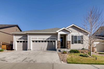 Cobblestone Ranch Single Family Home Under Contract: 7875 Grady Circle