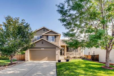 Parker Single Family Home Under Contract: 18265 Kinney Creek Way