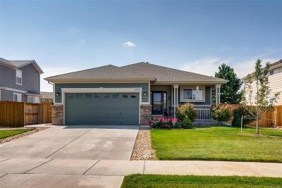 Commerce City Single Family Home Active: 10575 Memphis Street