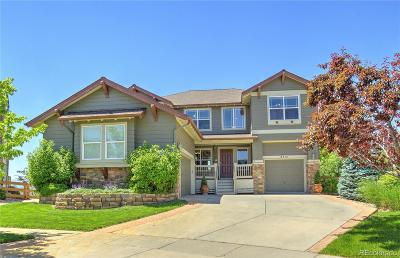 Arvada Single Family Home Active: 8315 Braun Street