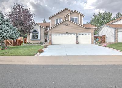 Aurora Single Family Home Active: 2442 South Salida Way