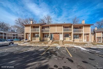 Northglenn Condo/Townhouse Active: 11662 Community Center Drive #89