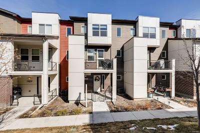 Broomfield Condo/Townhouse Under Contract: 11231 Colony Circle