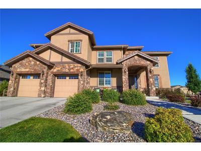 Broomfield Single Family Home Active: 13844 Beacon Street